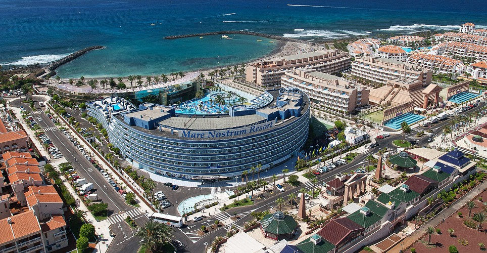 Mare Nostrum Resort (Canary Islands)