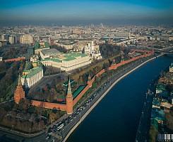Кремль с высоты